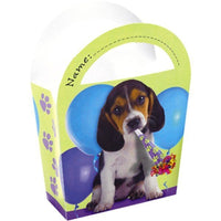 Snoopy Beagle Party Treat Boxes