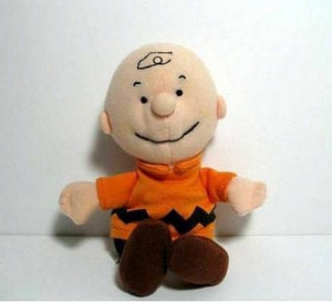 Charlie Brown Plush Bean Bag Doll