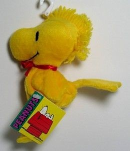 Woodstock Plush Bean Bag Doll