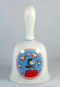 1981 Flying Ace Porcelain Bell