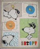 Lambs & Ivy Snoopy and Woodstock BFF Comforter