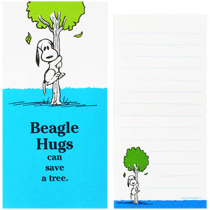 Beagle Hugs Stationery - Beagle Hugs Can Save A Tree
