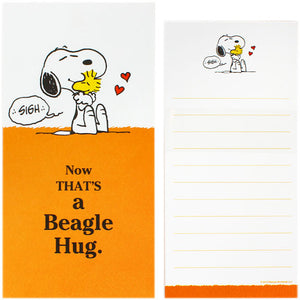 Beagle Hugs Stationery - Now That's A Beagle Hug