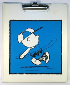 Charlie Brown Clipboard Binder