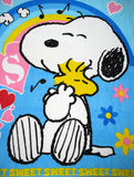 Snoopy Plush Blanket - SWEET