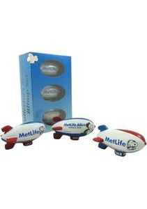 Met Life Blimp Collectibles Set