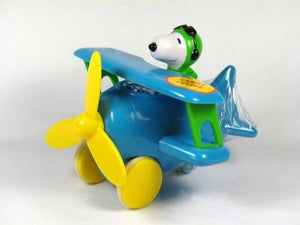 Easter Candy-Filled Toy - Snoopy in Airplane - REDUCED PRICE!
