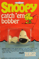 Snoopy Catch 'Em Fishing Bobber