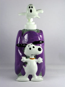 BOO! Soap or Lotion Dispenser