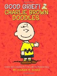 Good Grief! Charlie Brown Doodles Activity Book