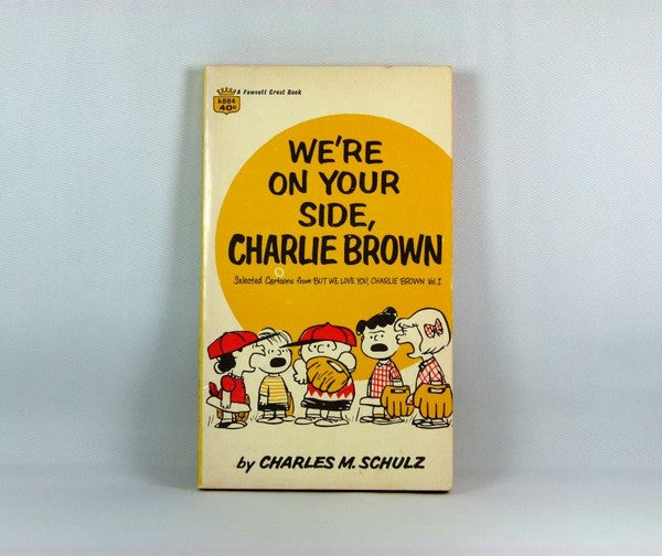 We're On Your Side , Charlie Brown Book