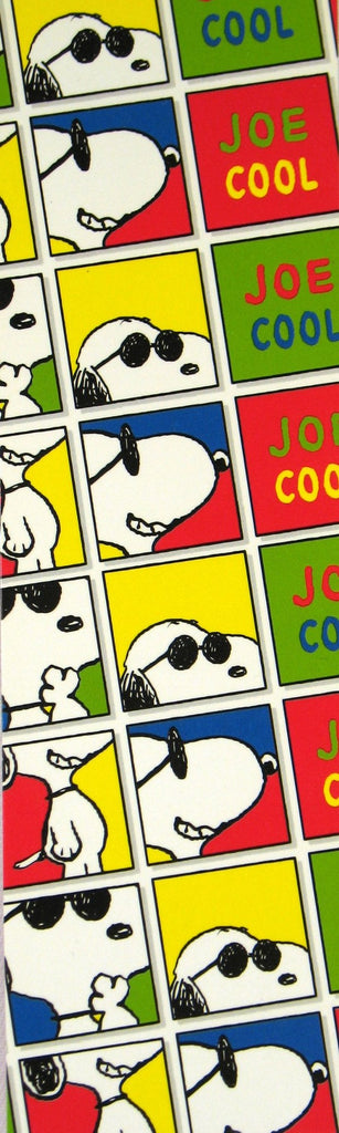 Joe Cool Book Mark