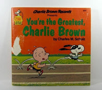 Charlie Brown Book and Record Set