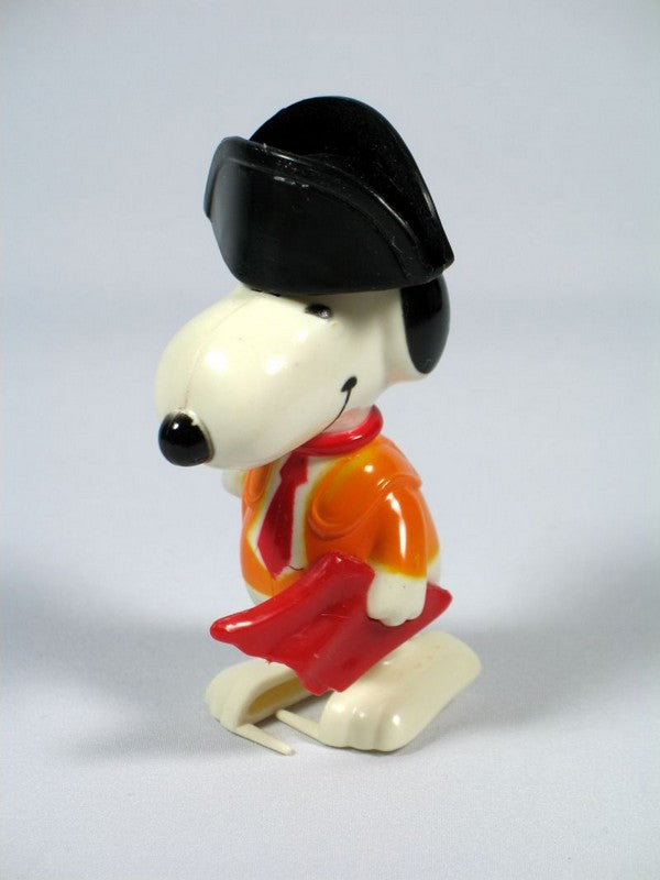 Snoopy Bull Fighter Walker