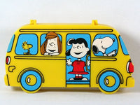 Peanuts School Bus Office Set