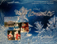 2007 Redwood Ice Arena Wall Calendar