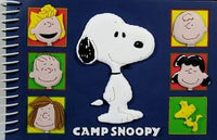 Camp Snoopy PVC Autograph Book