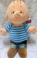 Camp Snoopy Plush Doll - Linus