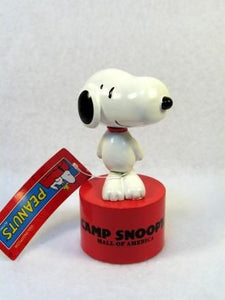 Camp Snoopy Snoopy Push Puppet