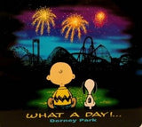 Charlie Brown Magnet - What A Day!