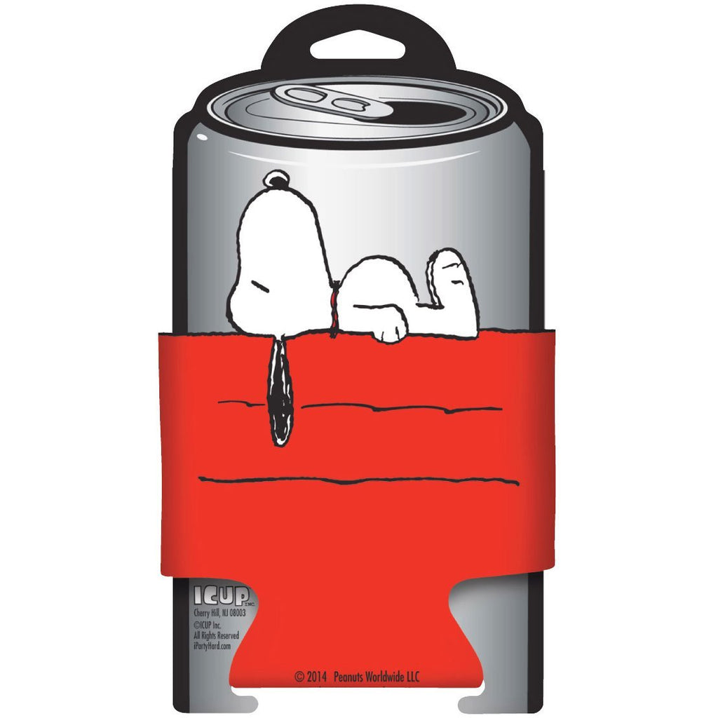 Snoopy's Doghouse Can Cooler / Cover