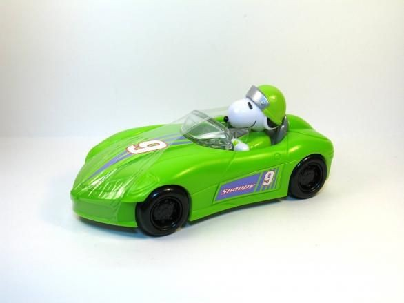 Easter Candy-Filled Toy - Snoopy Sports Car - REDUCED PRICE!