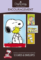 Peanuts Encouragement Cards Boxed Set