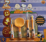 Peanuts Pumpkin Carving Kit With Stencils
