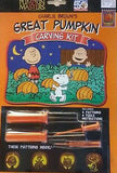 The Great Pumpkin Carving Kit