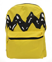 Charlie Brown Zig Zag Backpack