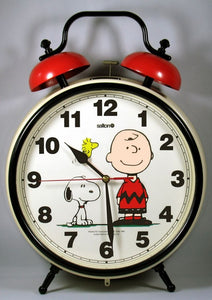 Charlie Brown Great Big Alarm Clock