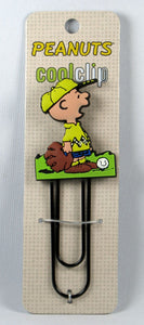 Charlie Brown Cool Clip and Book Mark