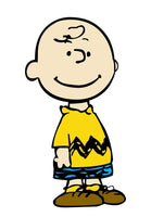 Charlie Brown Vinyl Indoor-Outdoor Decal
