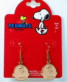 Charlie Brown Enamel Earrings