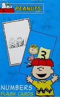 Peanuts Gang Flash Cards - Numbers