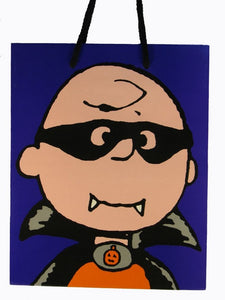 Charlie Brown Dracula Gift Bag