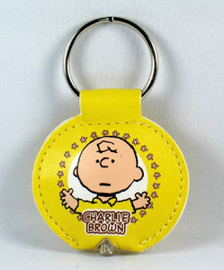 Charlie Brown Light-Up Key Chain