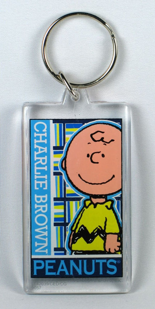 Charlie Brown acrylic key chain