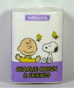Charlie Brown Pocket Kleenex Pack