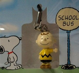 Charlie Brown Mini Lanyard