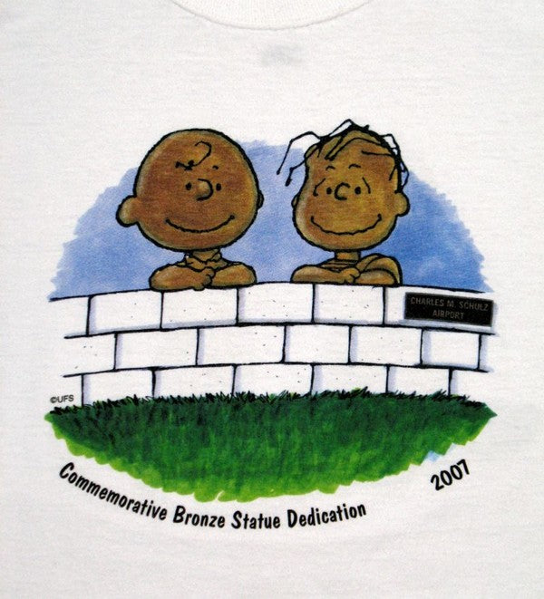 2007 Commemorative Bronze Statue Dedication T-Shirt