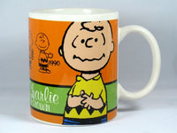60th Anniversary Mug - Charlie Brown