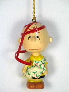 Danbury Mint Christmas Ornament - Charlie Brown