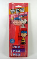 Charlie Brown - red body PEZ