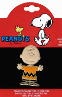 Charlie Brown Enamel Pin