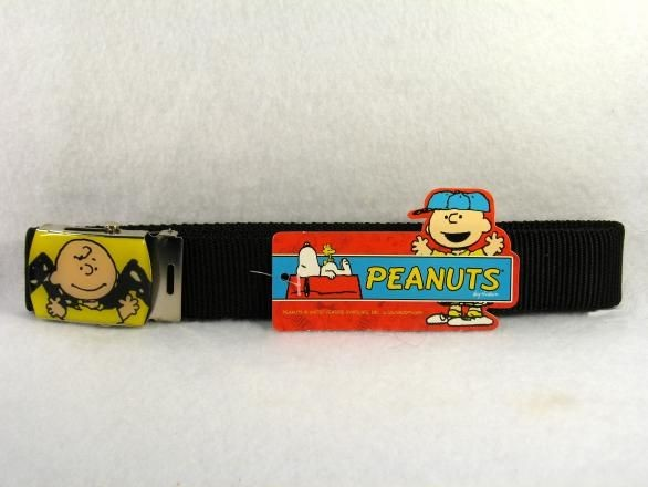 Charlie Brown Belt