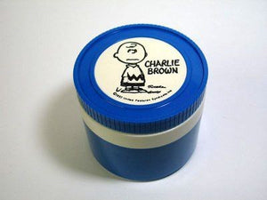 Charlie Brown - Blue Thermos