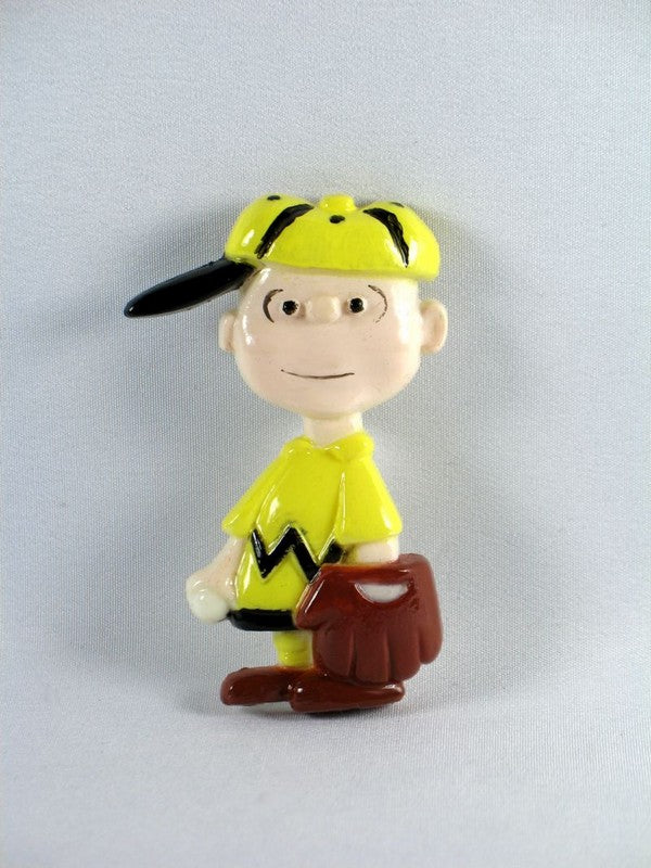 Charlie Brown Pin