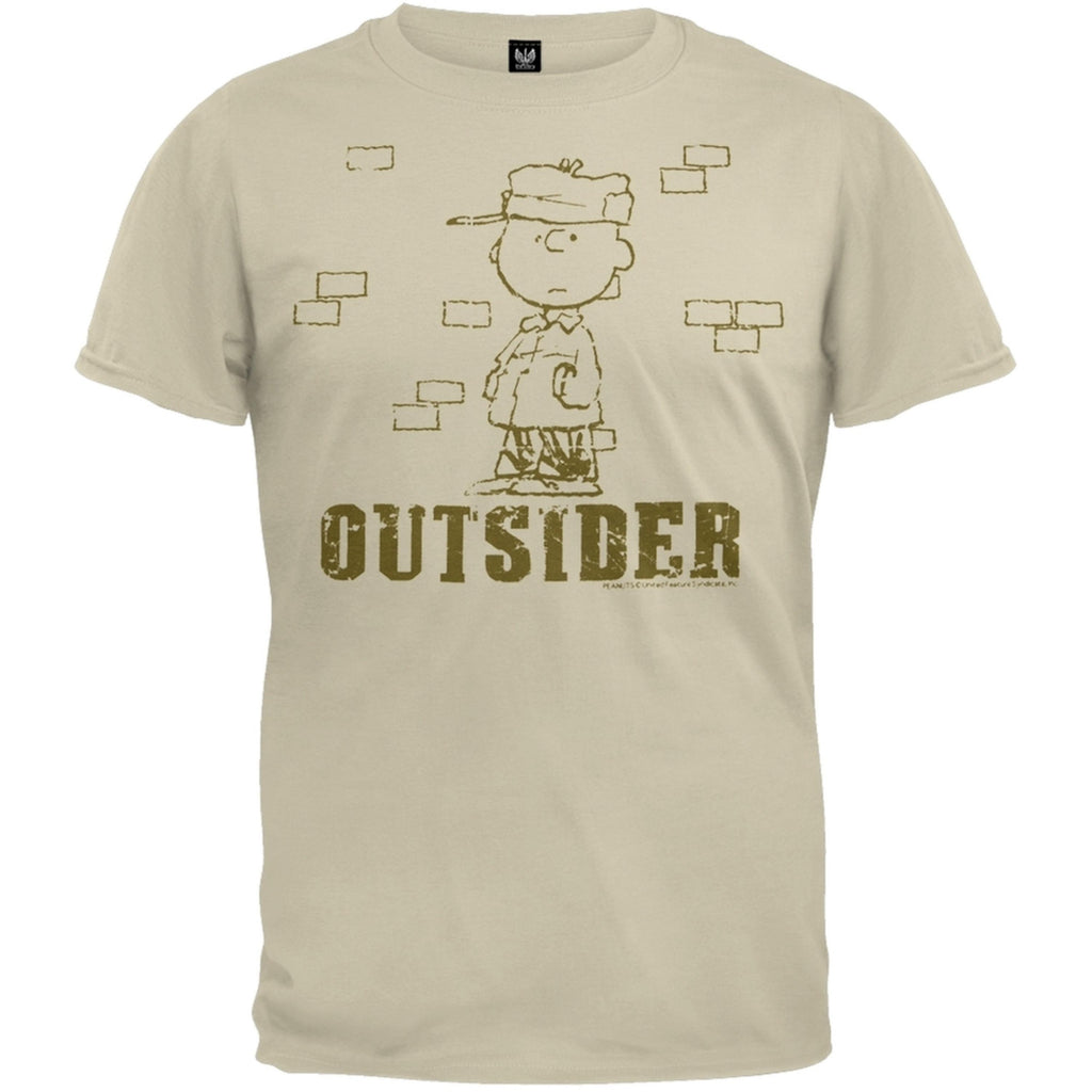 Charlie Brown T-Shirt - Outsider