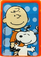 Charlie Brown and Snoopy Mini Playing Cards